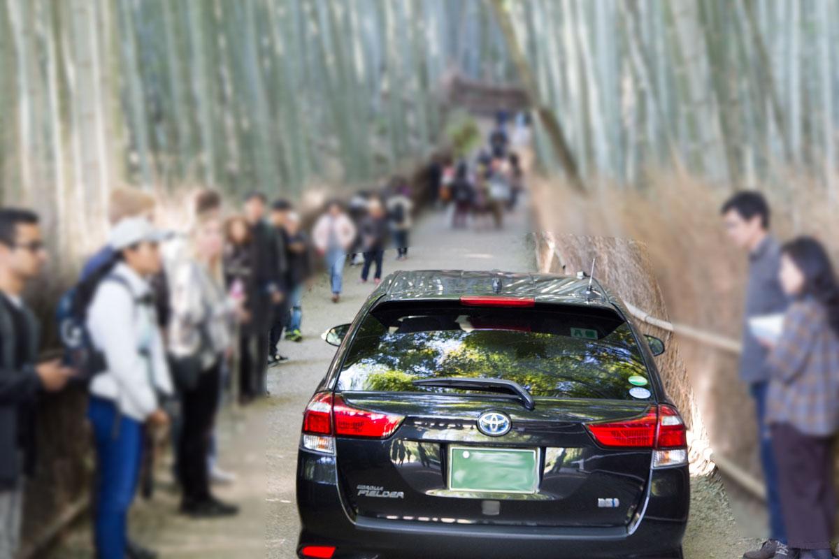 車で巡る京都観光|京都のドライブコースと名所周辺のホテルをチェック