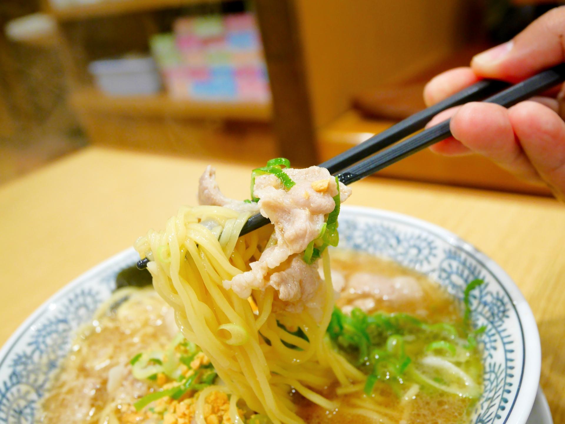 元祖 熟成麺 香来 中央市場店