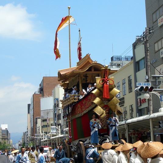 夏の京都イベント情報|7月の行事