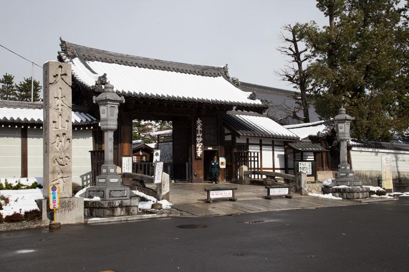 妙心寺は敷地も広大で私の大好きな場所