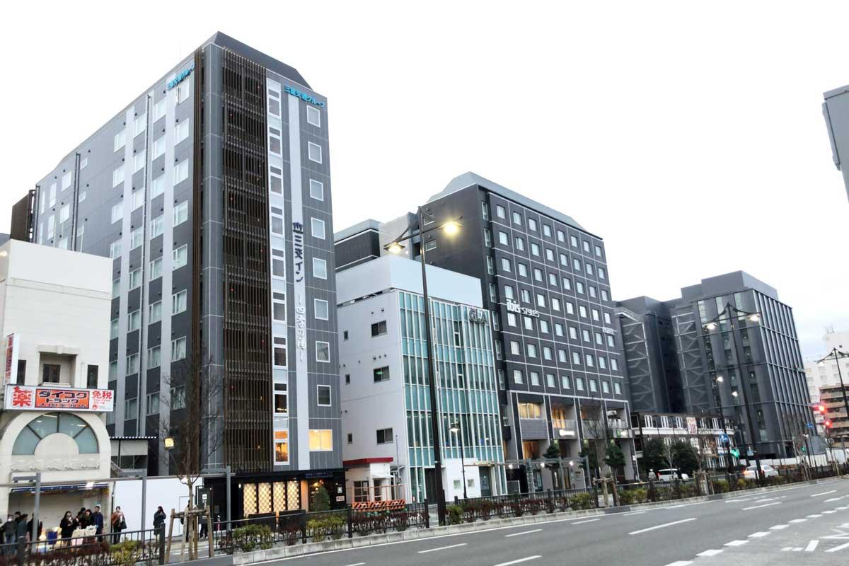 京都駅周辺ホテル